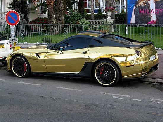 Some Most Expensive Pimped Cars
